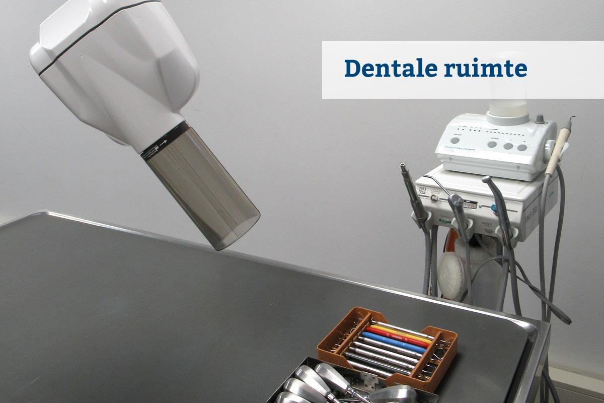 Dentale-ruimte